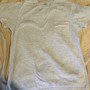 Basic grey t-shirt